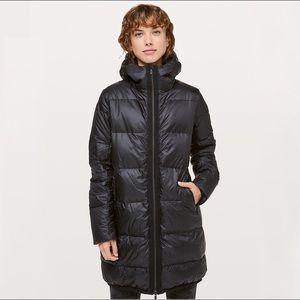 NWT Lululemon Cloudscape down jacket 6